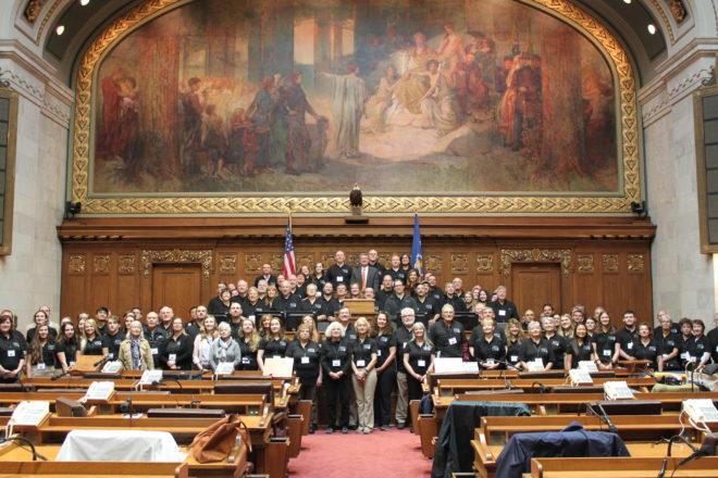 Legislative Days Deemed Success by Year's End
