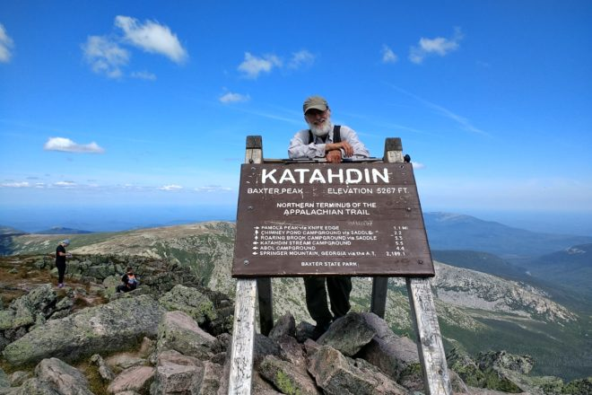Sturgeon Bay Man Hikes 2,200-mile Appalachian Trail