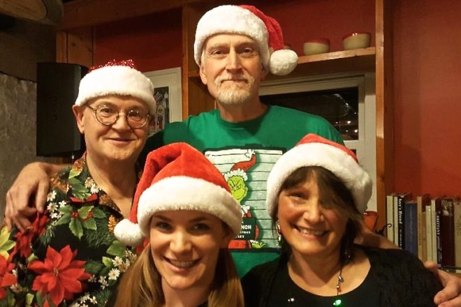 Base Camp Opens Dec. 17 for Small Forest Christmas Show