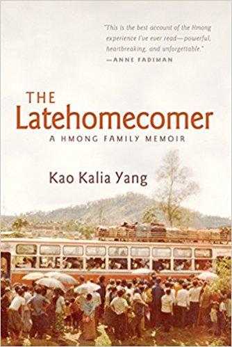 TheLatehomecomer. door county reads 2018.