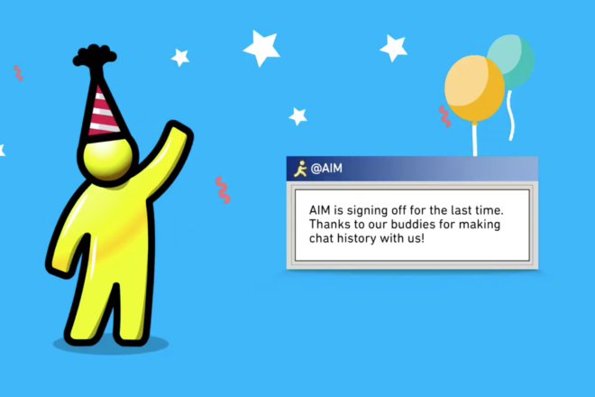 Remembering How AOL Instant Messenger Changed Communication