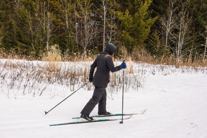 Ski Snowshoe For Free At Crossroads This Winter Door County Pulse