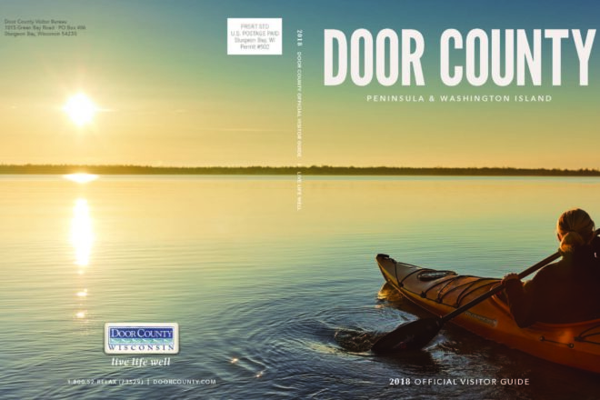 2018 Door County Official Visitor Guides Now Available