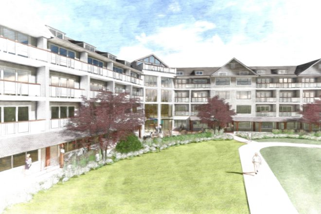 Sister Bay Gets First Look At Proposed 40 Unit Hotel
