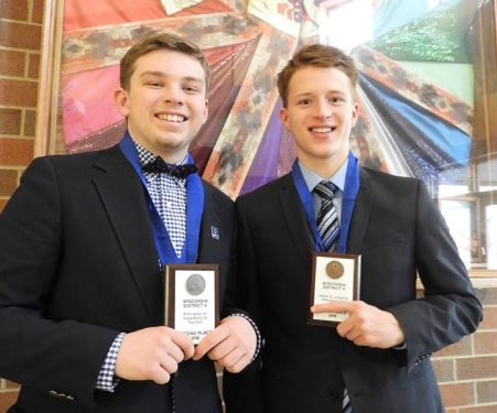 Gibraltar DECA Students Advance to State Career Development Conference
