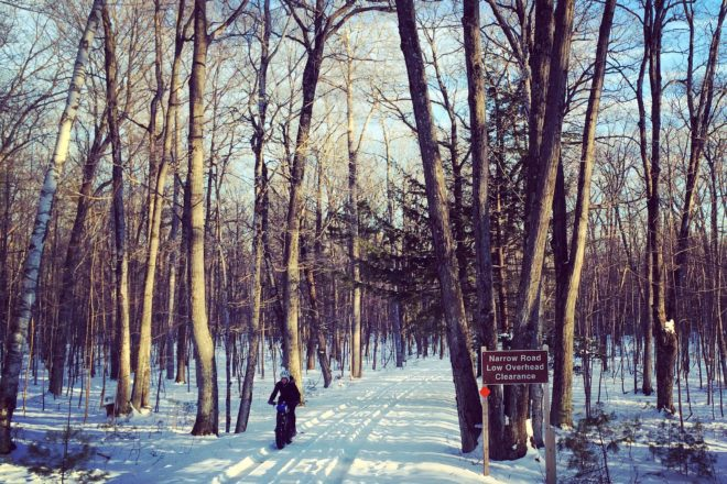 Time to Get Fat – on the Bike Trails