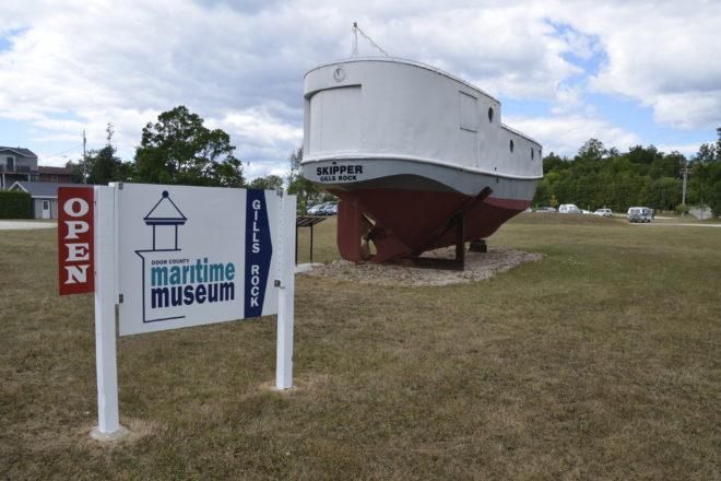 Gills Rock Maritime Museum Gets New Name in 2018