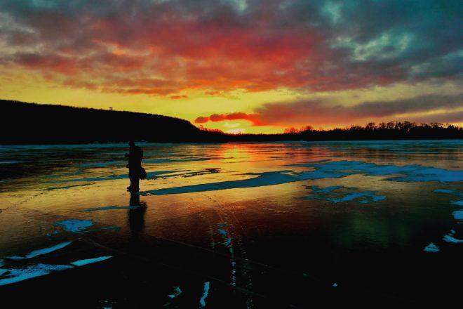 Weather Wizard: Ice Fishing in Door County