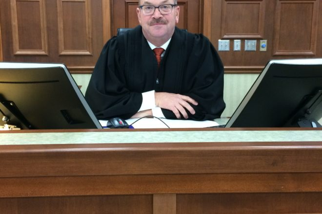 Judge D. Todd Ehlers Announced His Intention To Seek Re Election To The  Office Of Circuit Court Judge For Branch I In Door County. The 2018 Spring  Election ...