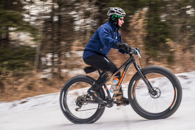 Len Villano's Pic of the Week: Koldwave Fat Bike Race