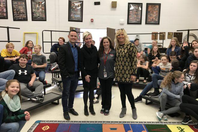 More than 600 Door County Students Participated in Birch Creek Program, Artists in the Schools