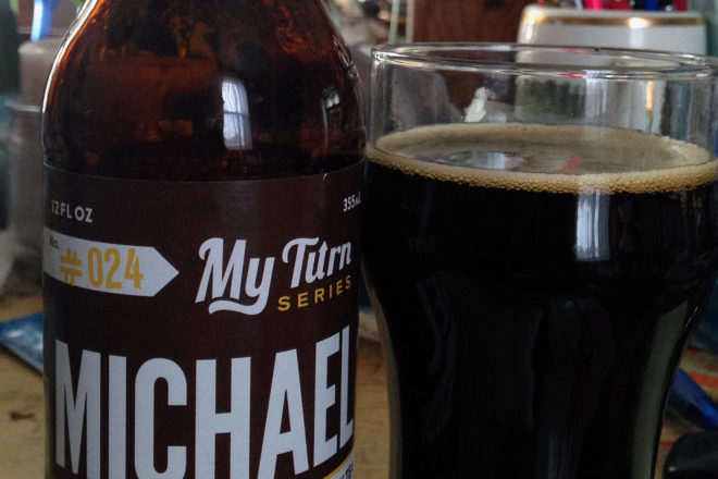 Cheers!: A Tea-Stained Stout