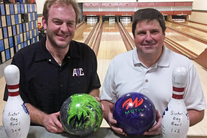 Rare Pair of Perfect Games Rolled at Sister Bay Bowl