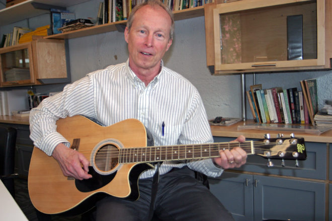 School of Rock: Guitar Teacher Brings Music to Local Youth