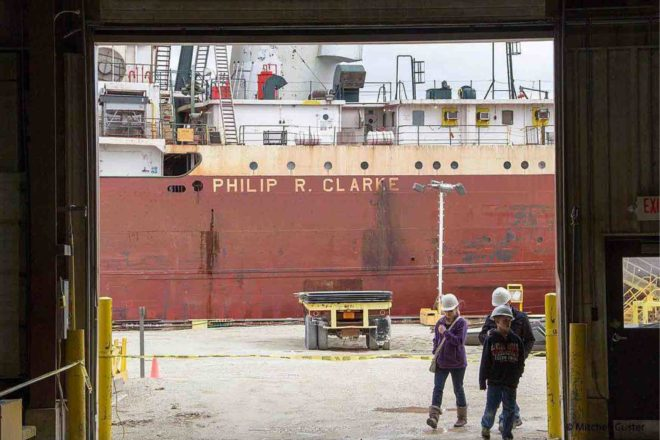 Rotary Club Presents their 25th Annual Shipyard Tours