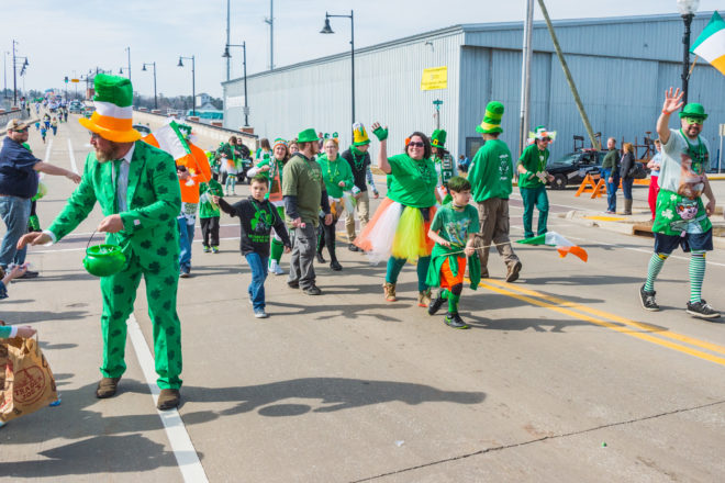 Grab Your Green Gear and Celebrate St. Patrick's Day at the 25th Annual St. Patrick's Day Parade