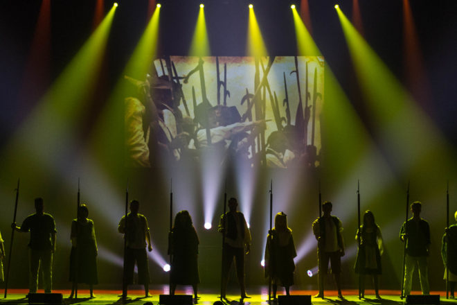 """Performance Troupe, Celtic Nights, Presents """"Oceans of Hope"""" at the DCA"""