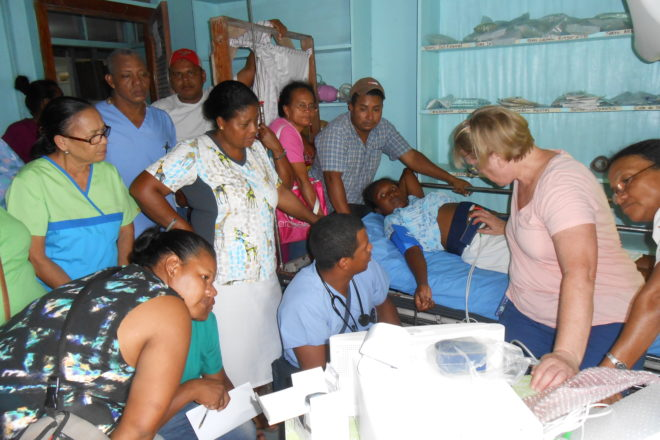 Sturgeon Bay Workgroup Offers Support to Honduran Medical Clinic