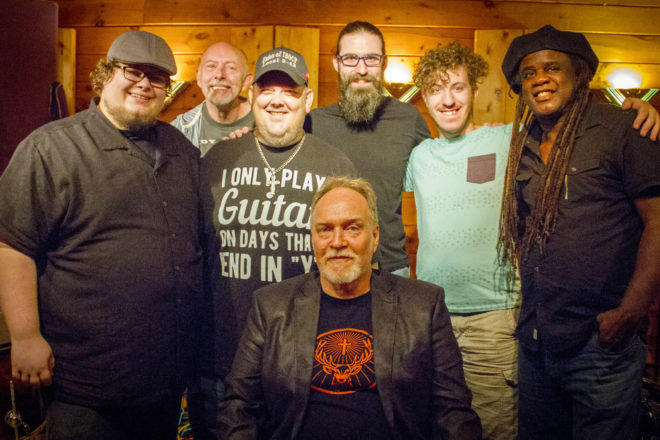 Roy Bob Brown & The Country Carrousers Are 'Superstars of Love'