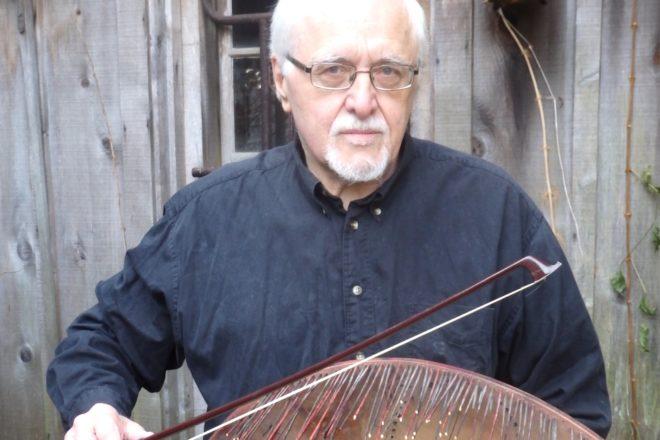 Instrument Builder, Improv Musician Plans Door County Show