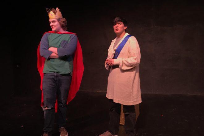 StageKids Presents Shortened Shakespeare