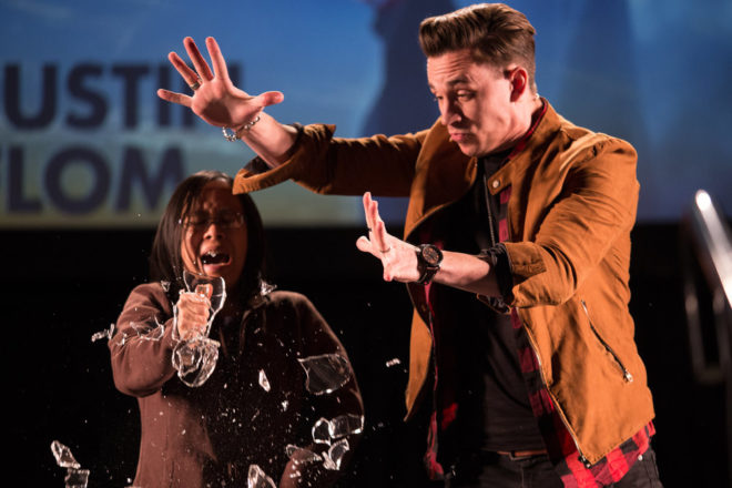 Magician Justin Flom to Entertain Fans on March 10