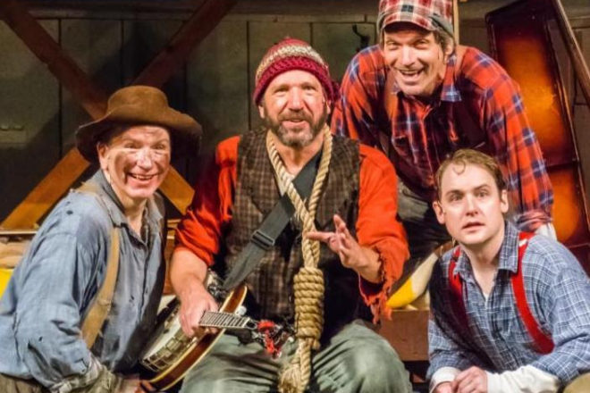 "Northern Sky is Offering Sponsorships for ""Lumberjacks in Love"""