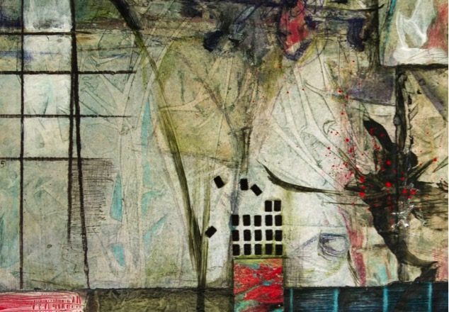 Contemporary Collage Workshop at Woodwalk