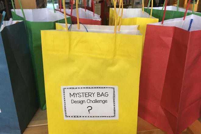 Library Offers Free STEAM Mystery Bags