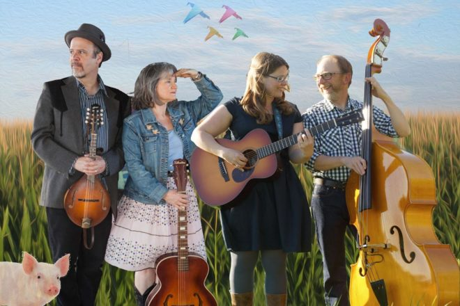 Paper Birds Take the Stage at the Gibraltar Town Hall March 23