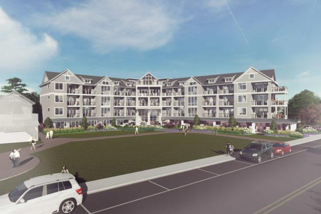Sister Bay Makes First Approvals of 40-Unit Hotel