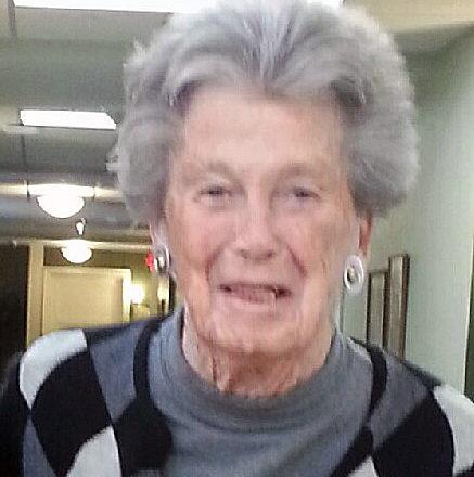 Obituary: Elizabeth 'Betty' Vail