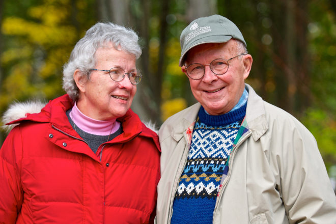 Roy and Charlotte Lukes, Partners in Nature, to be Honored