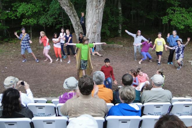 Door Shakespeare Summer Theatre Program Opens for Reservations