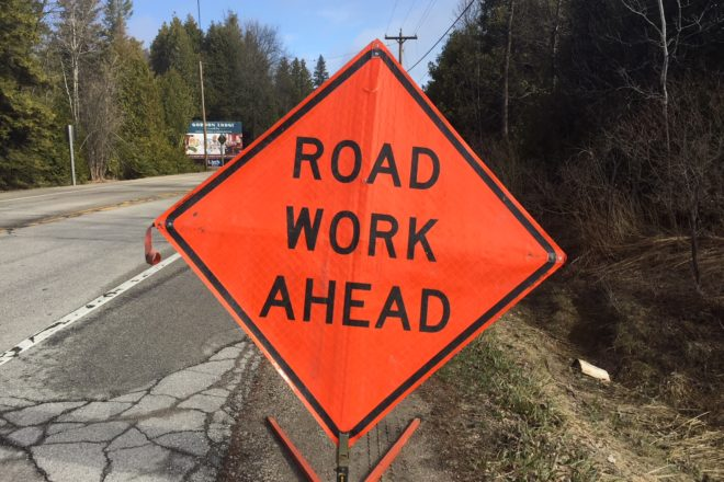 Fish Creek Highway Work Resumes March 9