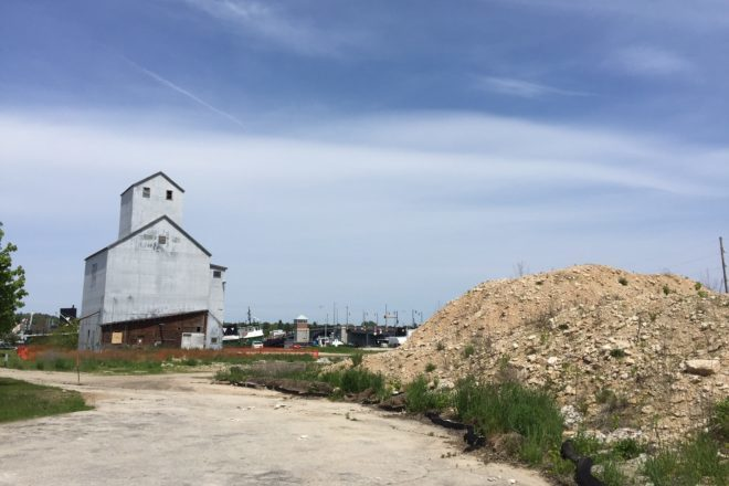 Sturgeon Bay Council Gives Notice on Abandoned Dirt Piles