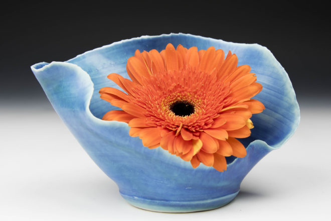Ikebana Vases Highlight the Art of the Flower