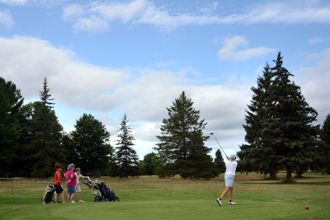 Looking for a Door County Golf League?