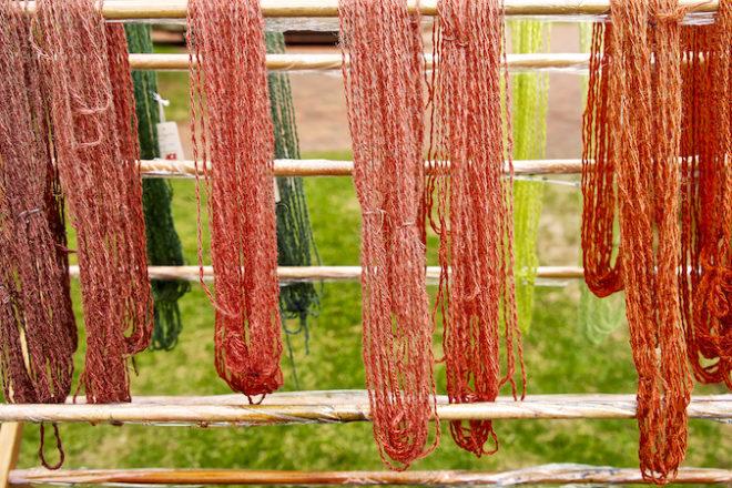 Indigo Dyeing Opens Whitefish Bay Farm Gallery
