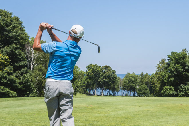 Stretch Your Way to Better Golf