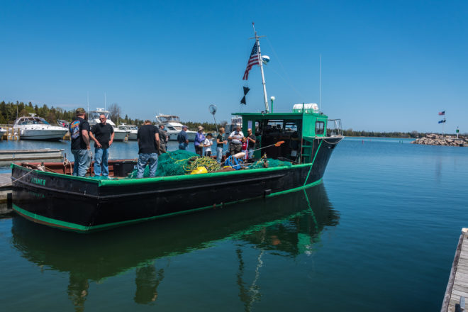 Blessing of the Fleet Celebrates Maritime Industries May 19 & 20