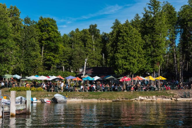 Fred and Fuzzy's, Little Sister Resort Listed for Sale