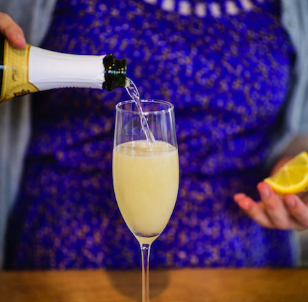 In Your Glass: Bring On the Bubbles, Champagne Drinks