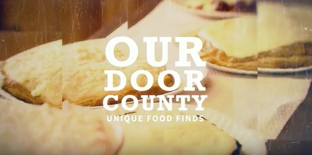 VIDEO: Door County's Unique Food Finds
