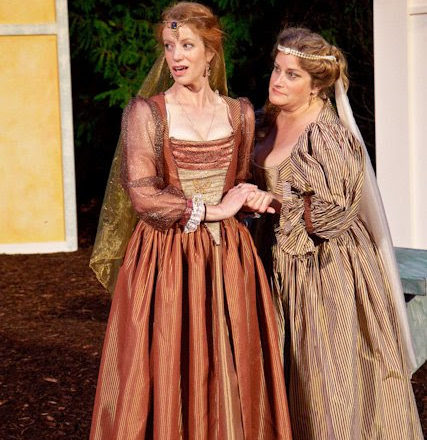 New Role for Amy Ensign at Door Shakespeare
