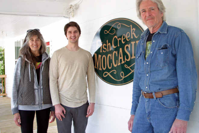 New Owner for Fish Creek Moccasin Works