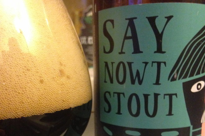 Cheers!: Say Nowt About the Darkness