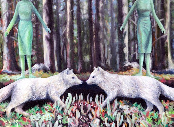 Algoma Artist Featured in Indiana Green Group Exhibition