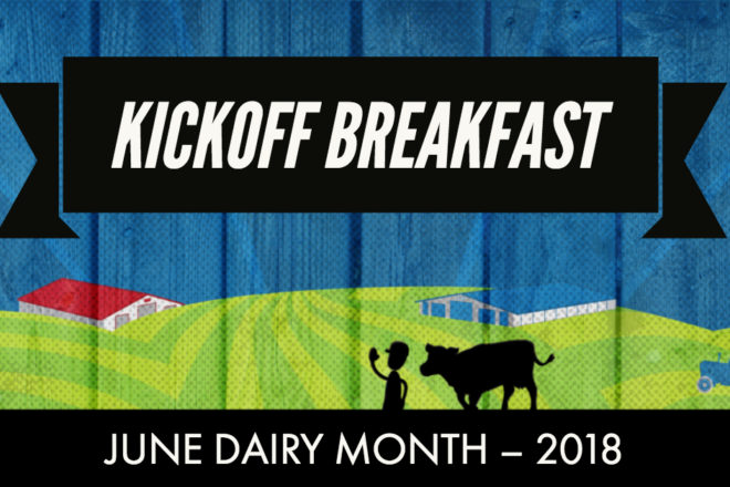 Kewaunee Dairy Month Breakfast