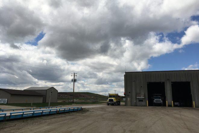 Kewaunee County Capping Landfill May 25